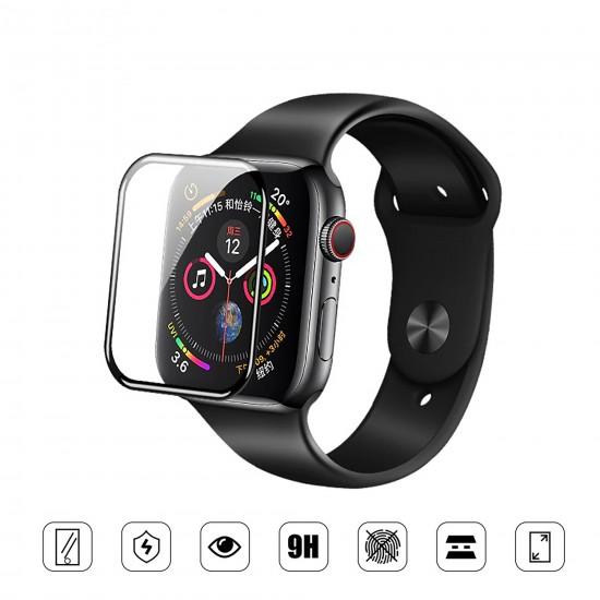 PLM Apple Watch Ekran Koruyucu Cam Temperli Darbe Şok Koruma