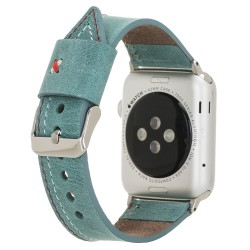 Bouletta Apple Watch Deri Kordon 38/40mm G22/SM3 Silver