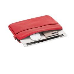 Bouletta Awe Deri Tablet/Bilgisayar El Çantası 11inç Drop2 Kırmızı