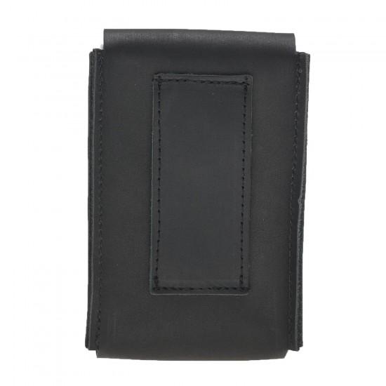 Bouletta Deri Çok Amaçlı Kılıf-Siyah