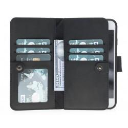 Bouletta Double Magic Wallet Deri Telefon Kılıfı iPhone 7-8-G1