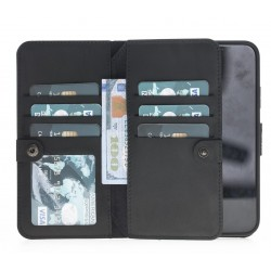 Bouletta Double Magic Wallet Deri Telefon Kılıfı iPhone X/XS-G1