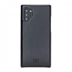Bouletta F360 Deri Telefon Kılıfı Samsung Note 10+ RST1 Siyah