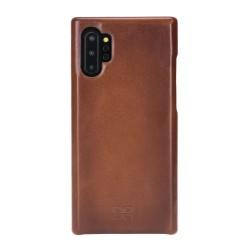 Bouletta F360 Deri Telefon Kılıfı Samsung Note 10+ RST2EF Taba RFID