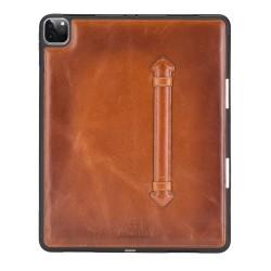 Bouletta Felix 12.9 inç iPad Pro 4.nesil Deri Kılıf RST2EF Taba
