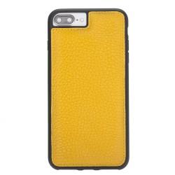 Bouletta FXC Deri Telefon Kılıfı iPhone 7-8 Plus Sarı
