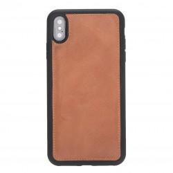 Bouletta FXC Deri Telefon Kılıfı iPhone XS Max Mercan