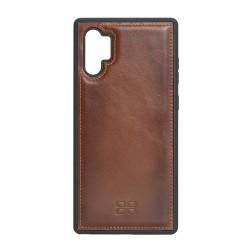 Bouletta FXC Deri Telefon Kılıfı Samsung Note 10+ RST2EF Taba