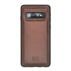 Bouletta FXC Deri Telefon Kılıfı Samsung S10 RST2EF Taba