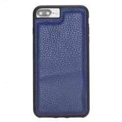 Bouletta FXC Deri Telefon Kılıfı iPhone 7-8 Plus Mavi