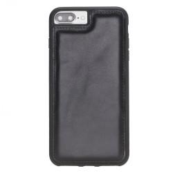 Bouletta FXC Deri Telefon Kılıfı iPhone 7-8 Plus Siyah