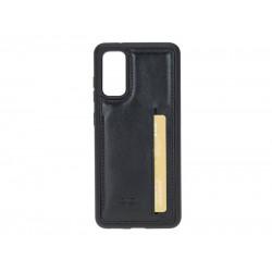 Bouletta FXC-CCP Deri Telefon Kılıfı Samsung S20 RST1 Siyah