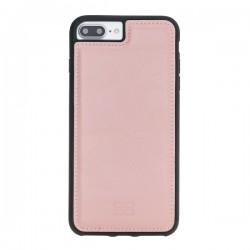 Bouletta FXC Deri Telefon Kılıfı iPhone 7-8 Plus NU2 Pembe