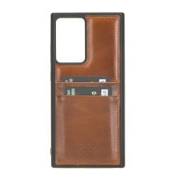 Bouletta FXC-CC Deri Telefon Kılıfı Samsung Note 20 Ultra RST2EF Taba