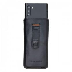 Bouletta Multi Case Deri Telefon Kılıfı Samsung Note10 RST1 Siyah