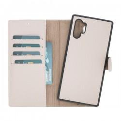 Bouletta MW Deri Arka Kapak+Kılıf Samsung Note10+ ERC3 Bej