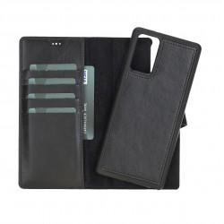 Bouletta MW Deri Telefon Kılıfı Samsung Note 20 RST1 Siyah
