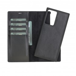 Bouletta MW Deri Telefon Kılıfı Samsung Note 20 Ultra RST1 Siyah