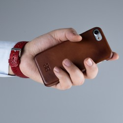 Bouletta Ultimate Jacket Deri Telefon Kılıfı iPhone 7 RST2EF