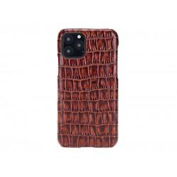 Bouletta Ultimate Jacket Deri Telefon Kılıfı iPhone 11 Pro YK06 Kahve
