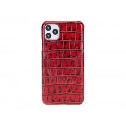 Bouletta Ultimate Jacket Deri Telefon Kılıfı iPhone 11 ProMax YK05 Kırmızı