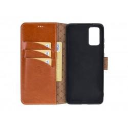 Bouletta Wallet Case Deri Telefon Kılıfı Samsung S20+ RST2EF Taba