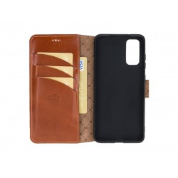 Bouletta Wallet Case Deri Telefon Kılıfı Samsung S20 RST2EF Taba