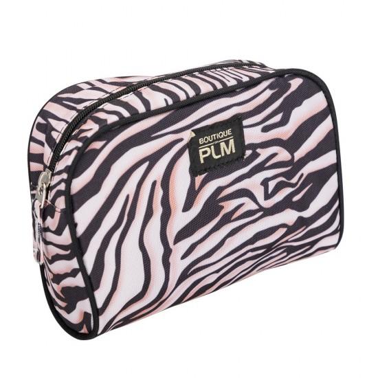Boutique For PLM Betty Makyaj Çantası Zebra