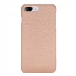 Maison de Noblesse Ultimate Jacket Deri Telefon Kılıfı iPhone 7/8 Plus ERC5 Pembe