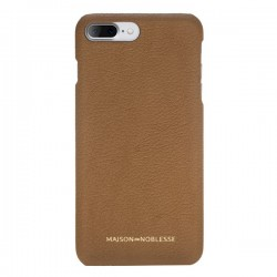 Maison de Noblesse Ultimate Jacket Deri Telefon Kılıfı iPhone 7/8 Plus ERC7 Taba