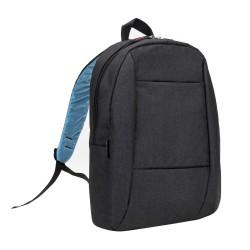 Plm Andria 15 inç Laptop Sırt Çantası Siyah