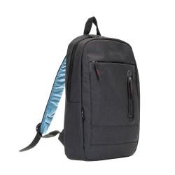 Plm Castelo 15 inç Laptop Sırt Çantası Siyah