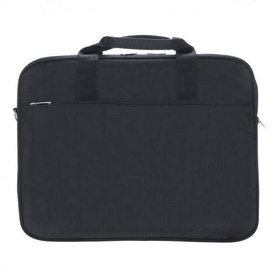 Plm Orion 17 inç Laptop Çantası Siyah