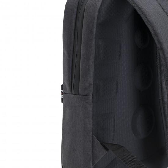 Plm Oslo 15 inç Laptop Sırt Çantası Siyah
